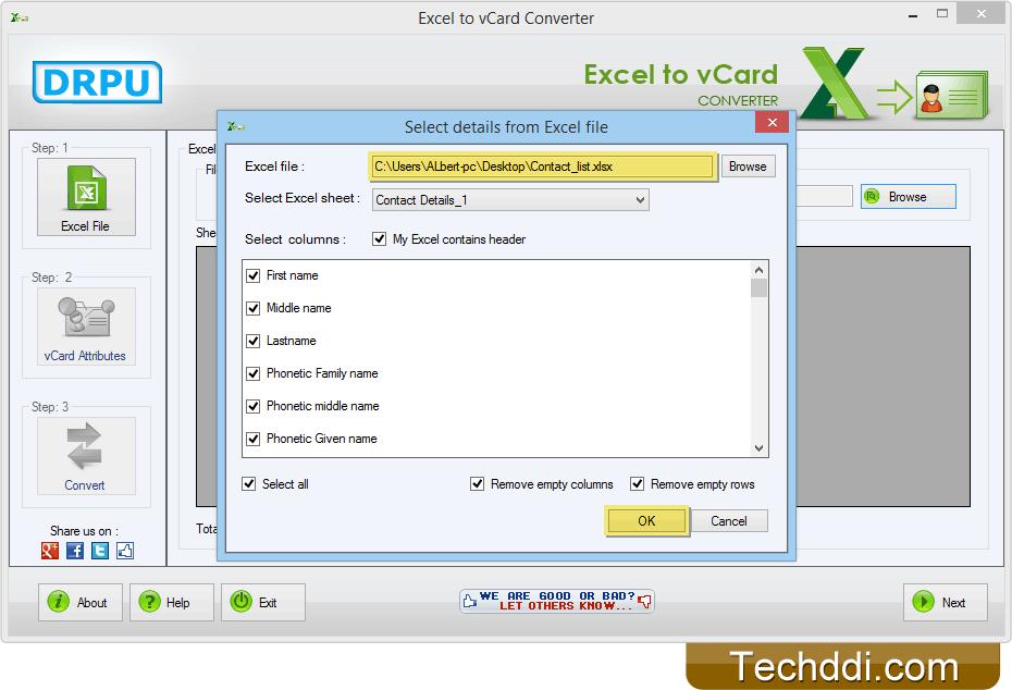 Как файл excel сделать своим