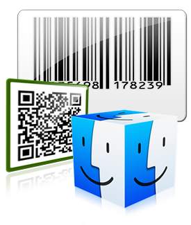 MAC Barcode Label Maker Software - Corporate Edition design